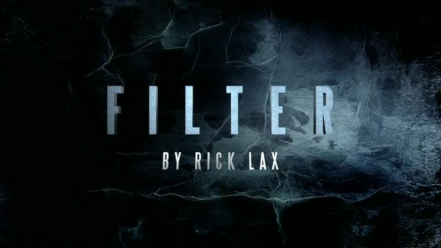 FILTER by Rick Lax