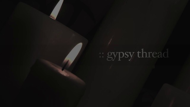 The Gypsy Thread by Dan Sperry